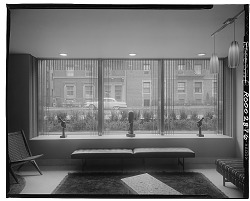 Architecture Interior [photograph] / (photographed by Walter Rosenblum)