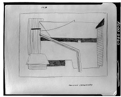 Architectural Study [art work] / (photographed by Walter Rosenblum)