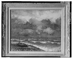 Coastal Scene [art work] / (photographed by Walter Rosenblum)