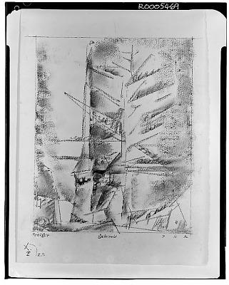 Gelmeroda [drawing] / (photographed by Walter Rosenblum)