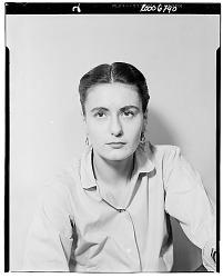 (Hirsch) [photograph] / (photographed by Walter Rosenblum)
