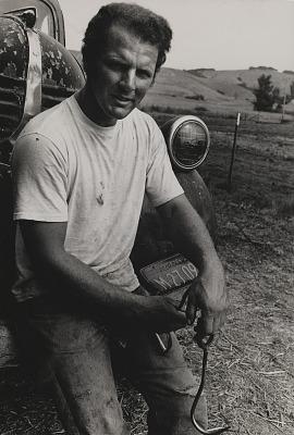 Running Fence, Sonoma and Marin Counties, California, 1972-76, Robert E. Tresch