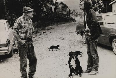Running Fence, Sonoma and Marin Counties, California, 1972-76, Spirito Ballatore and Christo