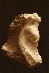 Head [sculpture] / (photographer unknown)