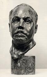 Pierre Borel [sculpture] / (photographer unknown)