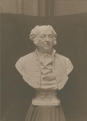 John Adams [sculpture] / (photographed by A. B. Bogart)