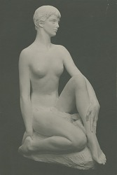 Youth [sculpture] / (photographer unknown)