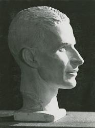Reginald Poland [sculpture] / (photographed by Winstead Brothers)