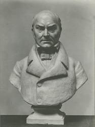 John Quincy Adams [sculpture] / (photographed by De Witt Ward)