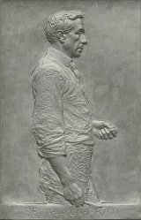 Bela Lyon Pratt [sculpture] / (photographed by John Adams)
