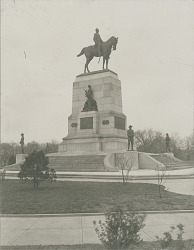General William Tecumseh Sherman Monument [sculpture] / (photographed by Paul Thompson)