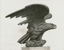 American Eagle [sculpture] / (photographed by Reuben Goldberg)