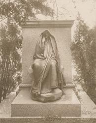 Adams Memorial [sculpture] / (photographed by Detroit Publishing Company)