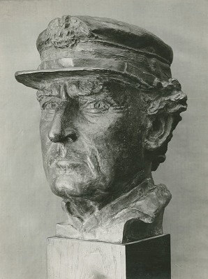 Admiral David Glasgow Farragut [sculpture] / (photographer unknown)