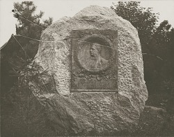 Henry W. Maxwell Memorial Plaque [sculpture] / (photographed by Joseph Hawkes)