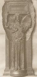 Amor Caritas [sculpture] / (photographed by Detroit Publishing Company)