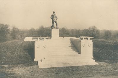 Lieutenant Colonel William F. Vilas [sculpture] / (photographed by De Witt Ward)