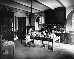 Chemist's Laboratory in U.S. National Museum Building