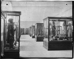 Anthropology Hall in the New U.S. National Museum, 1910