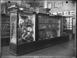 Trans-Mississippi Exposition, Smithsonian Exhibit