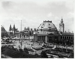 Pan-American Exposition, Ethnology Building