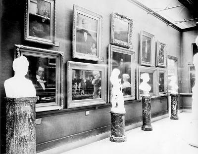 Harriet Lane Johnson Collection on Exhibit