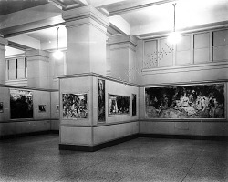 Mural Paintings from the Caves of India, Exhibition