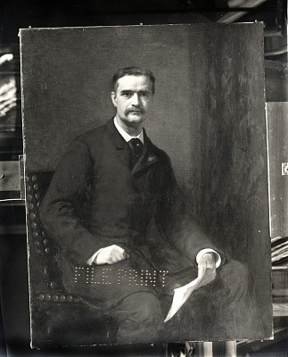 Portrait of William T. Evans