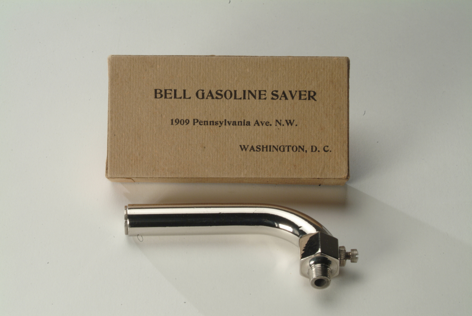 Bell Gasoline Saver, about 1920