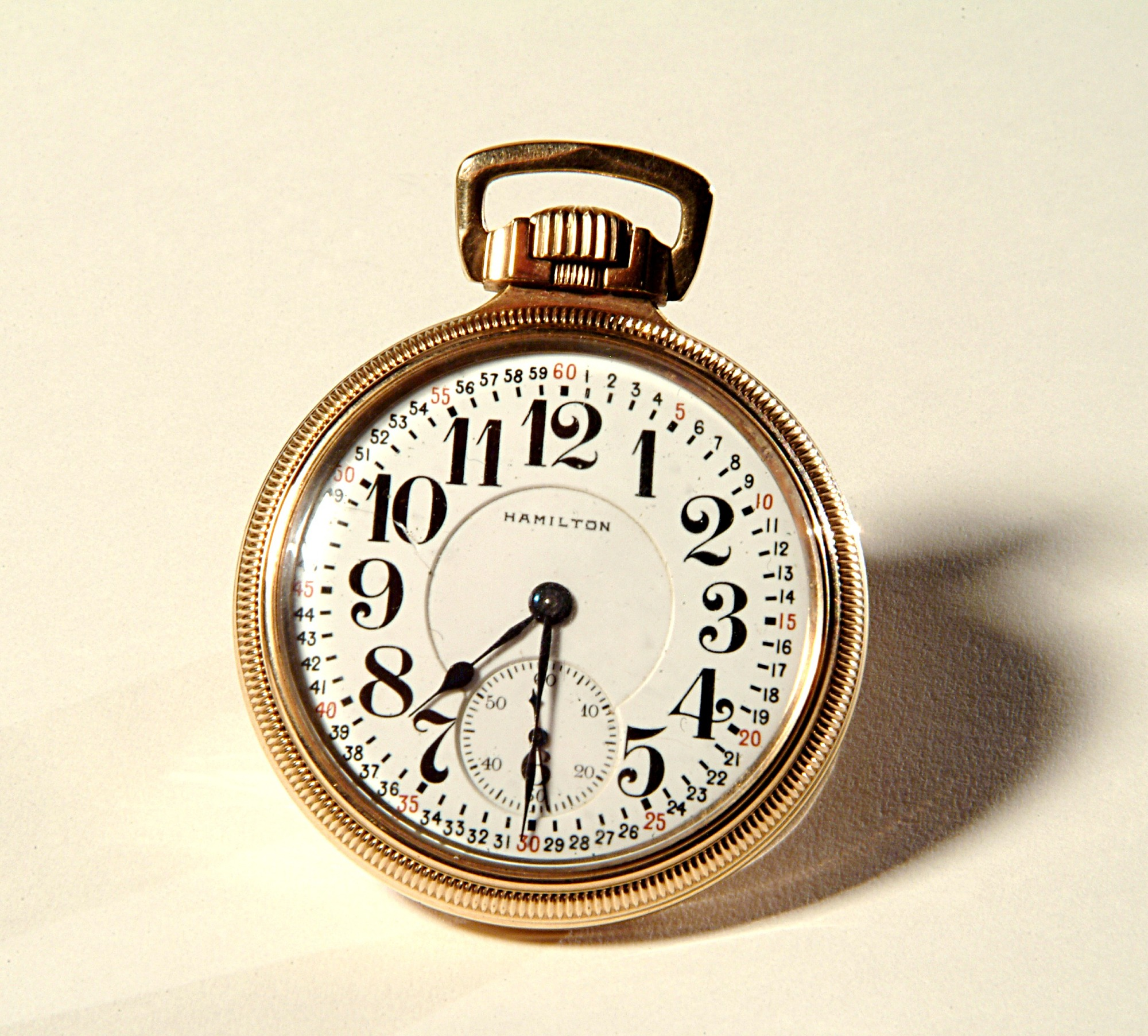 images for Hamilton Model 950 Pocket Watch