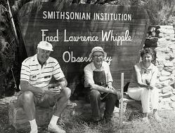 Whipple Observatory Volunteers