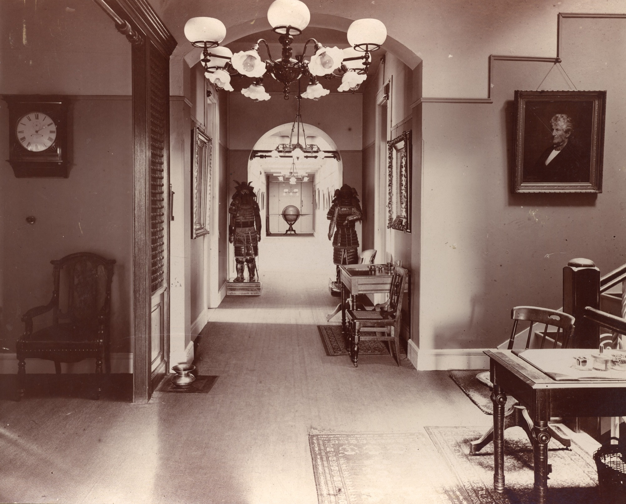 images for Smithsonian Institution Building Hallway
