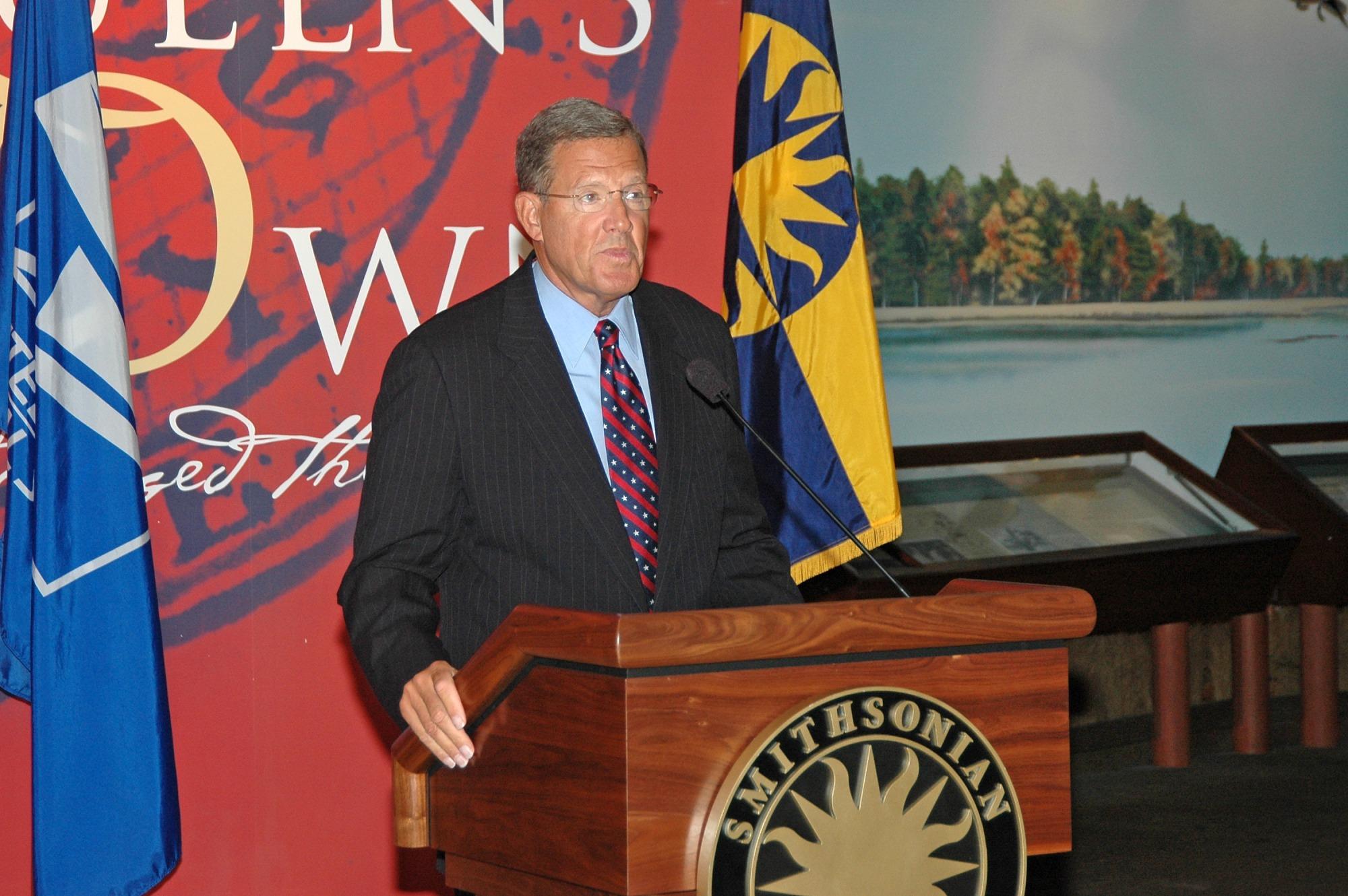 Smithsonian Reception Honoring USPS