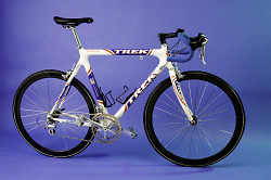 ec302f2707d Trek 5500 bicycle used by Lance Armstrong in the 2000 Tour de France