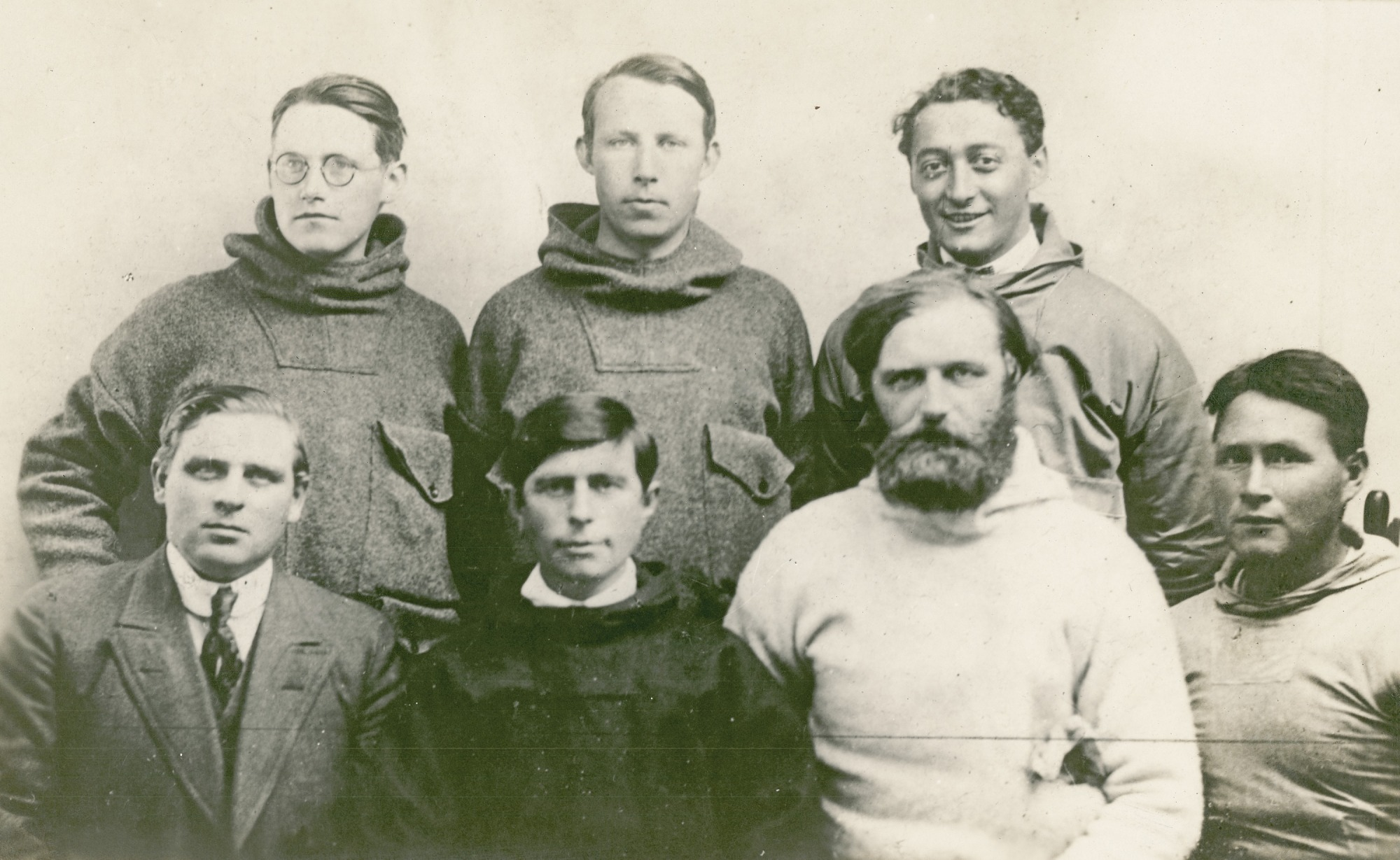 Explorers of the Danish Fifth Thule Expedition