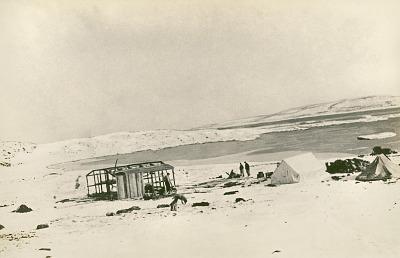 Rasmussen Expedition Headquarters,