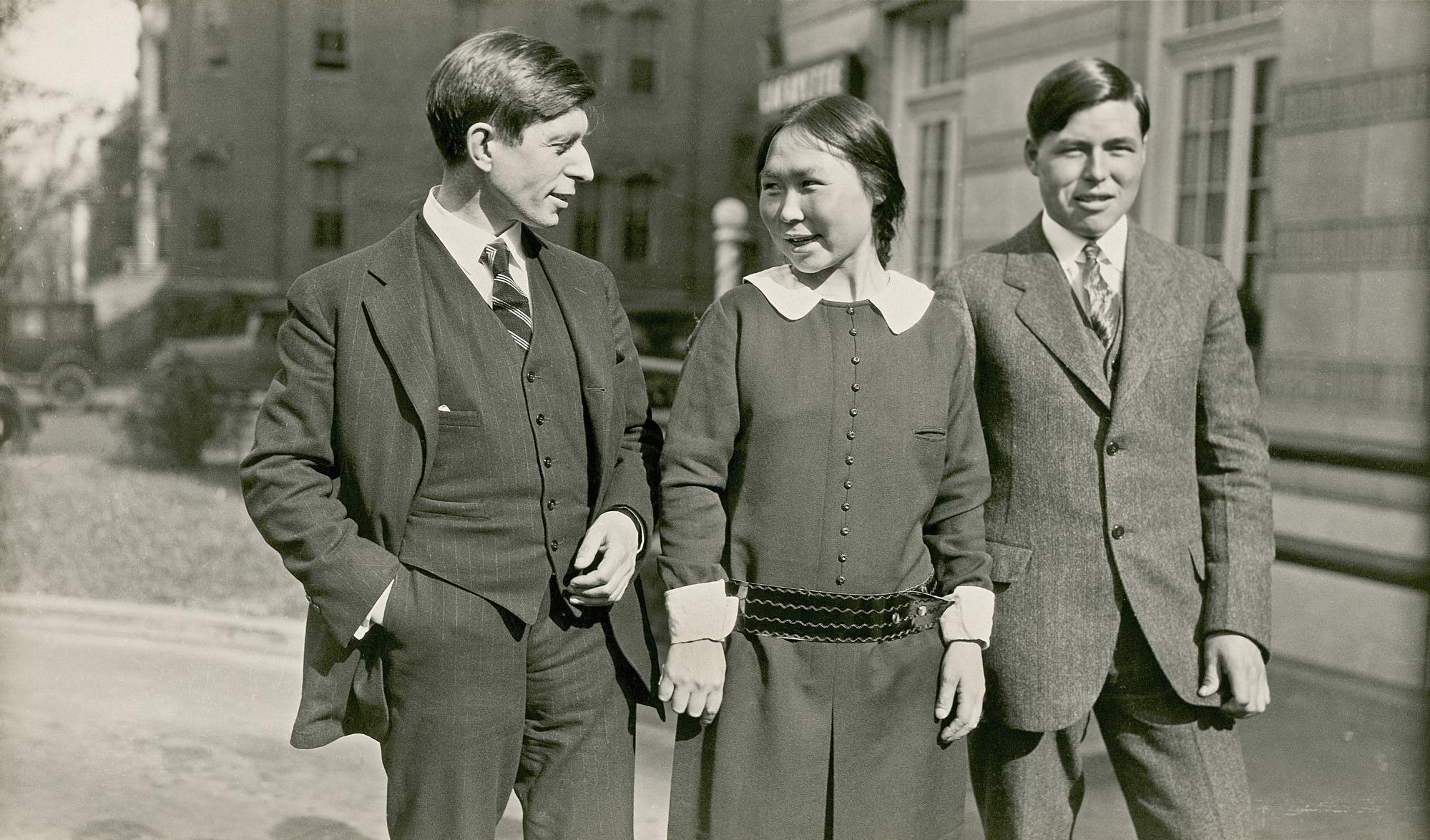 Rasmussen, Arnarulunguak and Miteq