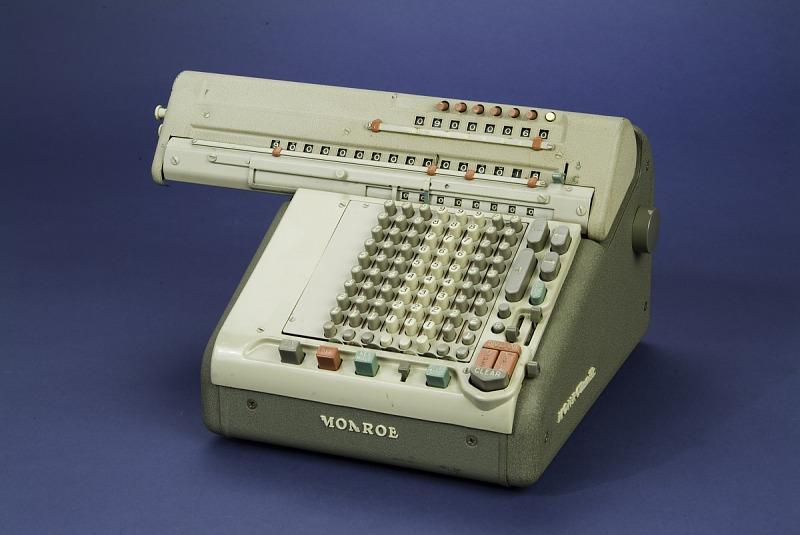 Image 1 for Monroe Model CSA8 Calculating Machine