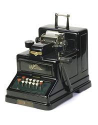 Dalton Extra Special Adding Machine