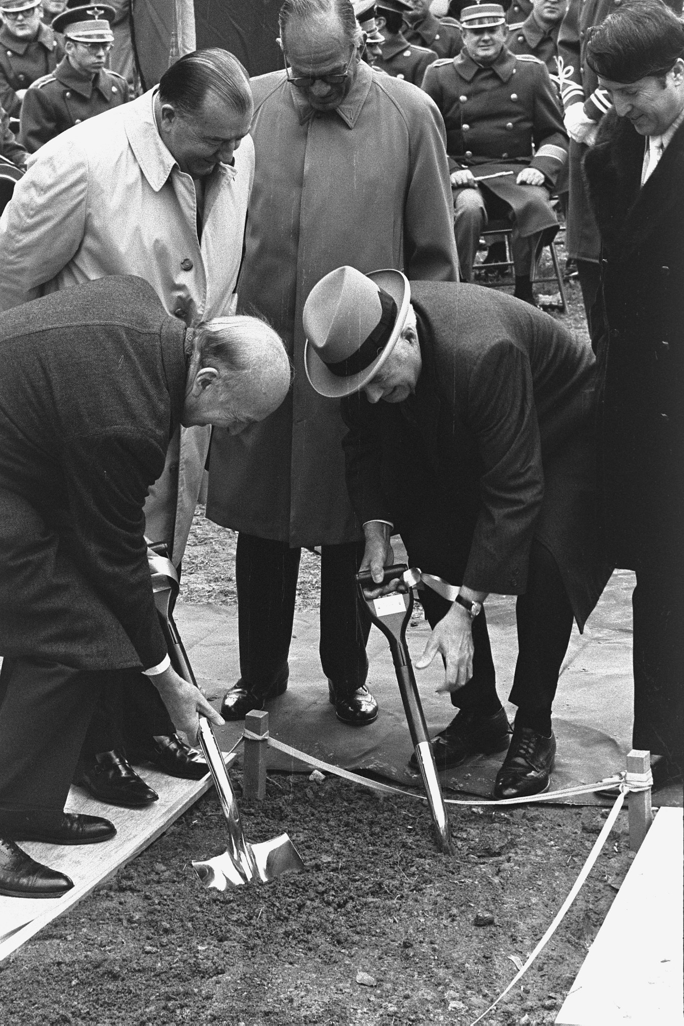 National Air and Space Museum Groundbreaking