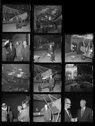 """Preview Opening of """"World War I Aviation"""" Exhibit"""
