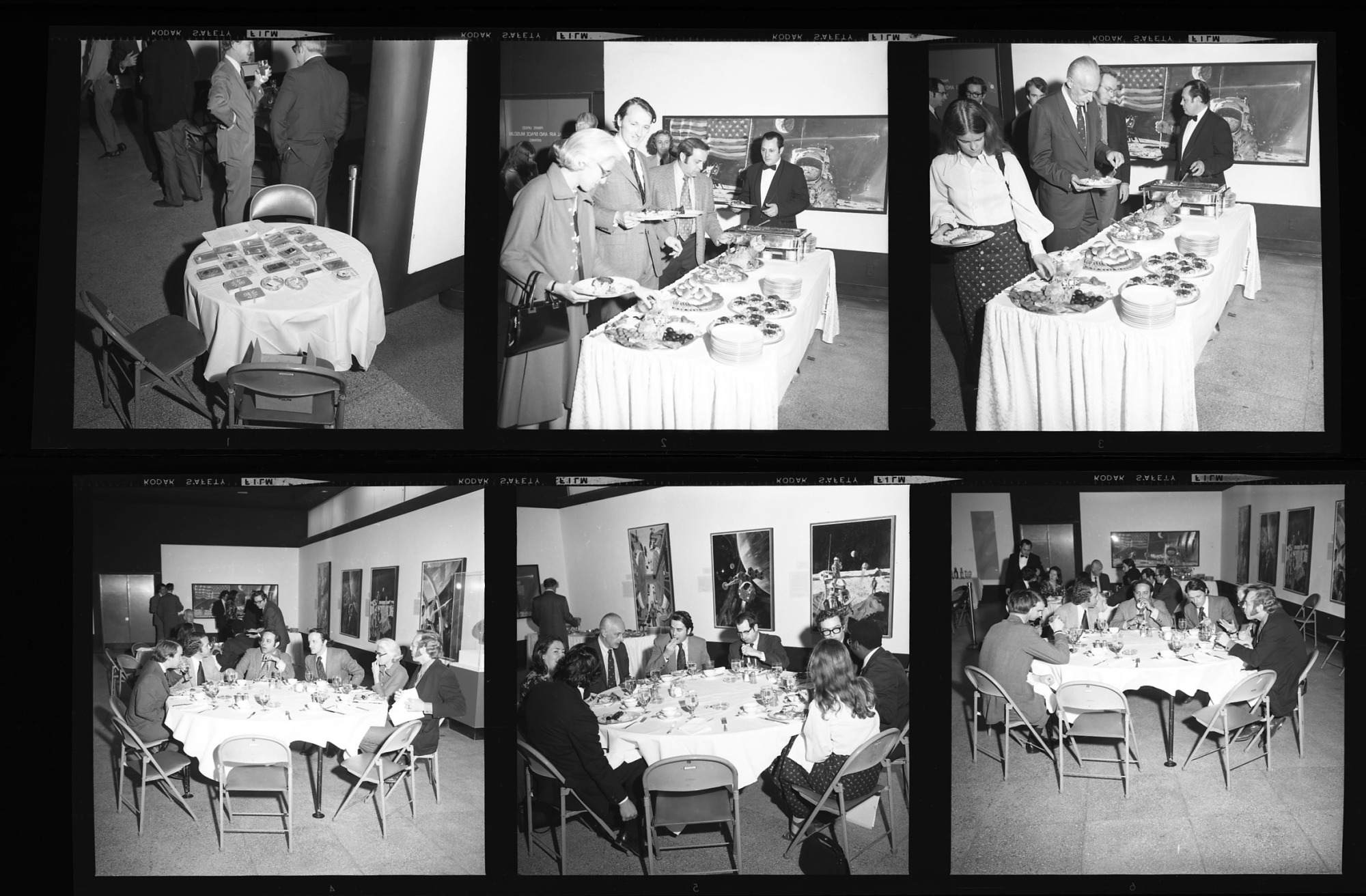 Luncheon for Congressional Aides