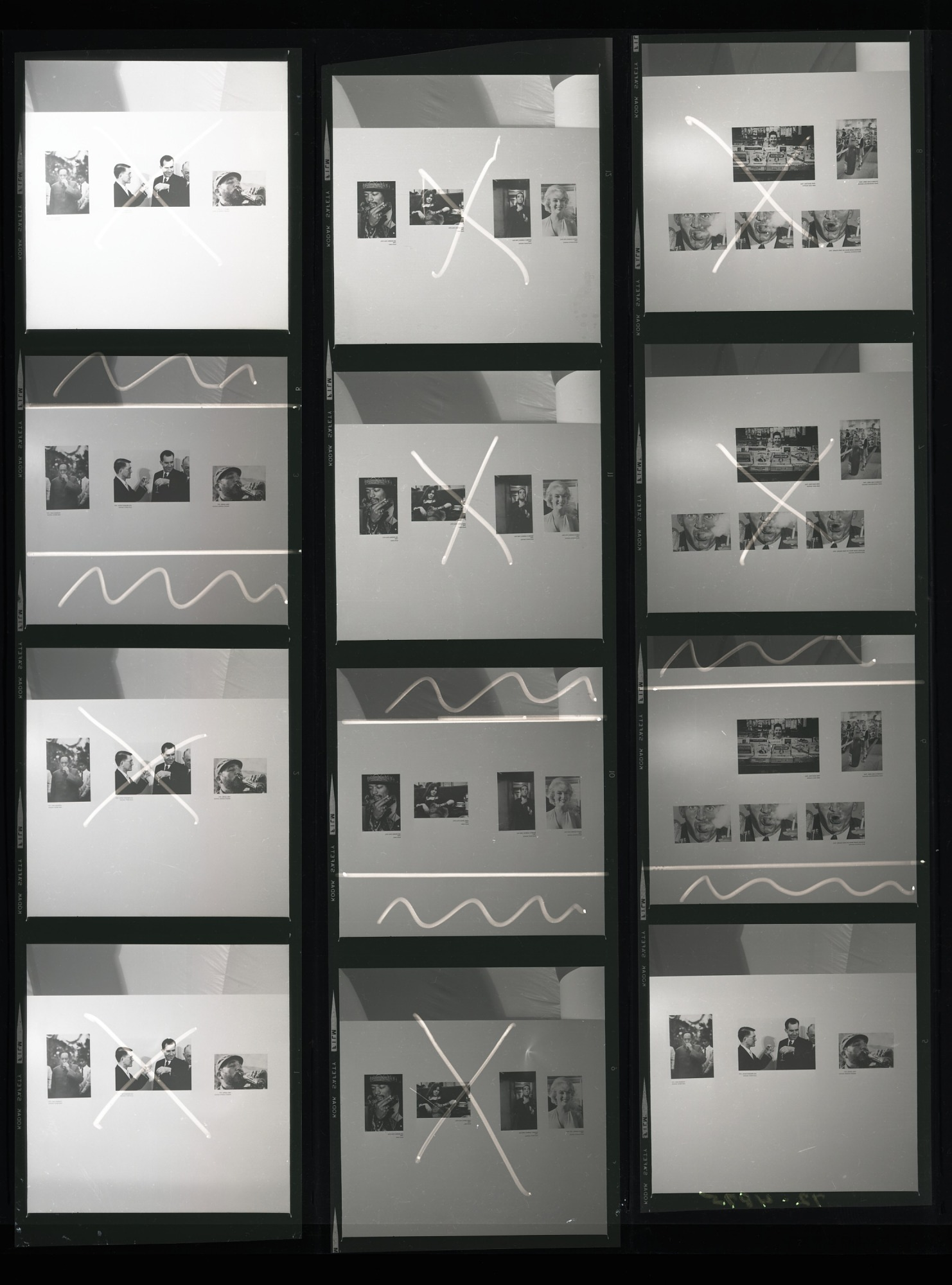 """""""Drugs"""" Exhibit, 1972, Smithsonian Institution Archives, SIA Acc. 11-009 [72-4875]."""