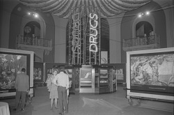 """""""Drugs"""" Exhibit in A&I, 1972"""