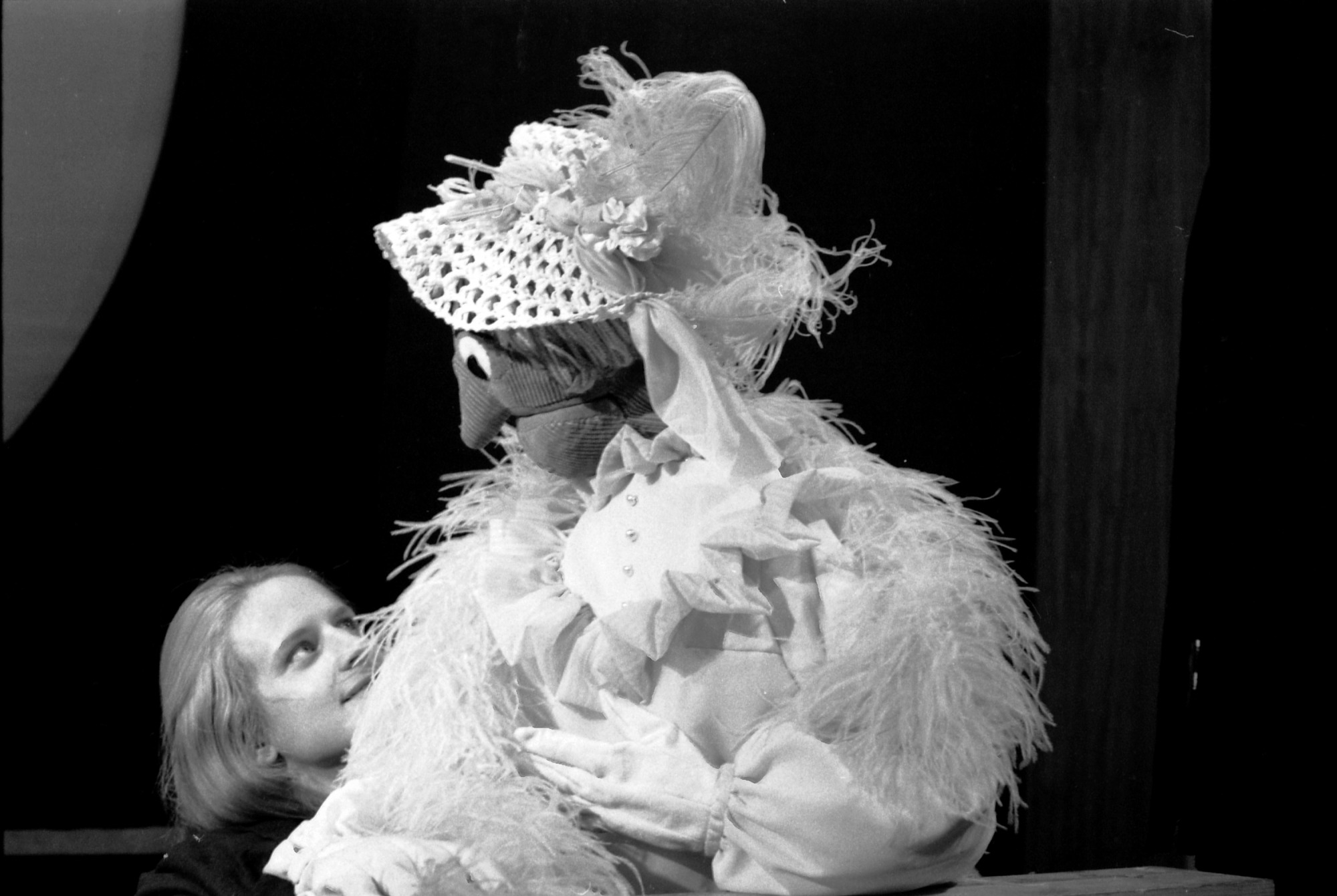 Puppet Theater, 1972, Smithsonian Institution Archives, SIA Acc. 11-009 [72-8376-07].
