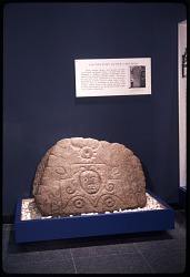 """17th Century Stone Carvings"" Exhibit, NMHT"