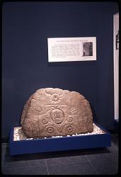 """17th Century Stone Carvings"" Exhibit, NMHT"