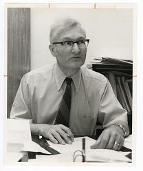 Portrait of Robert M. Organ