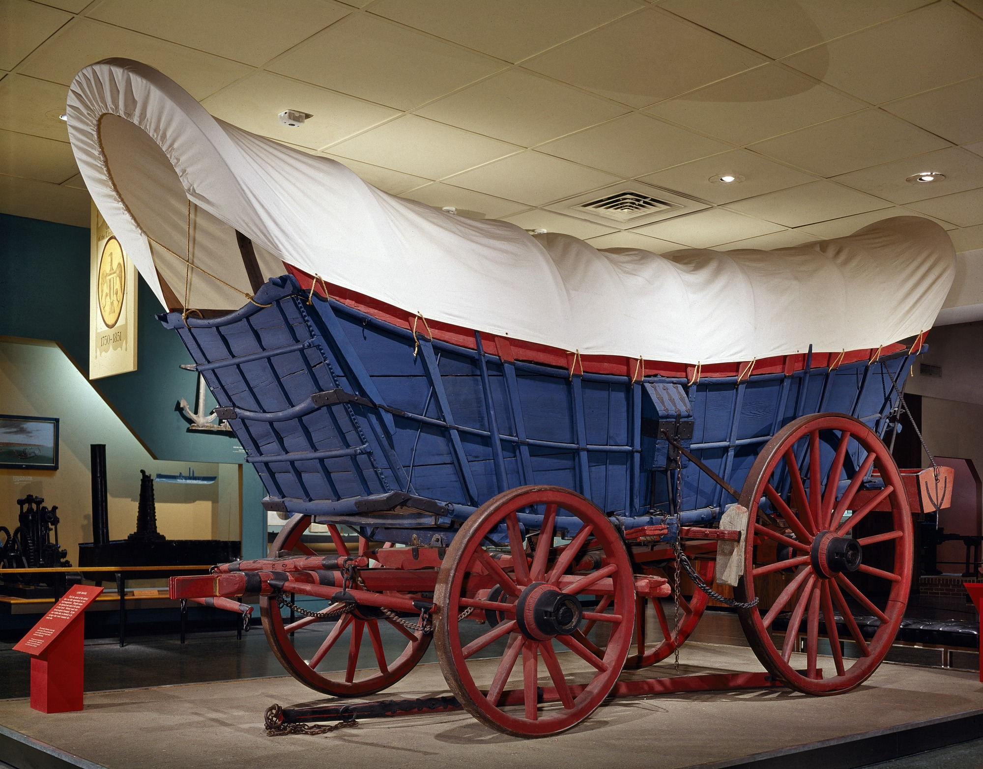 images for Conestoga Wagon