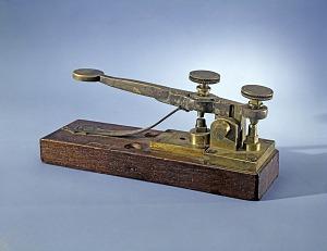 images for Morse-Vail Telegraph Key-thumbnail 1